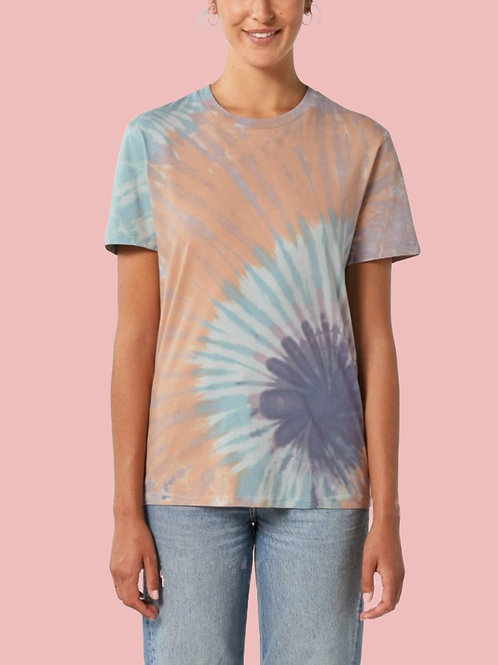 T-shirt Coton Bio - Tie&Dye
