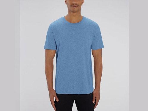 Tee-shirt 100% Coton Bio doux équitable - COLORIS CHINÉS