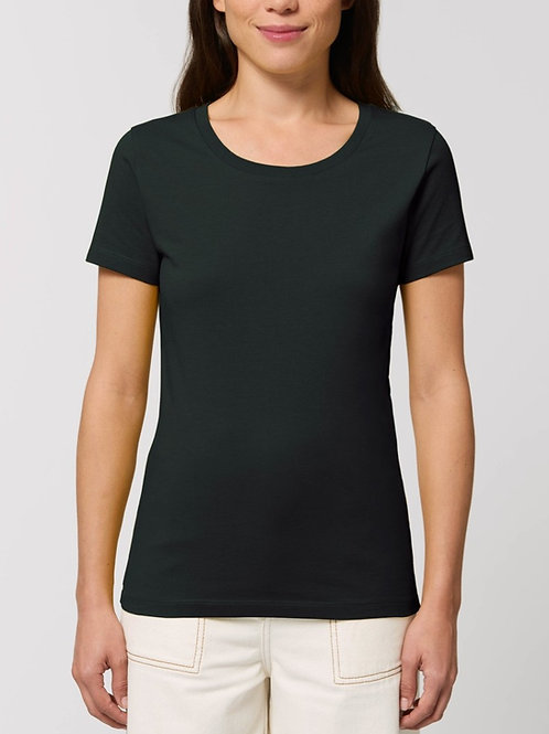 Tee-shirt manches courtes col rond - LES COLORIS CLASSIQUES