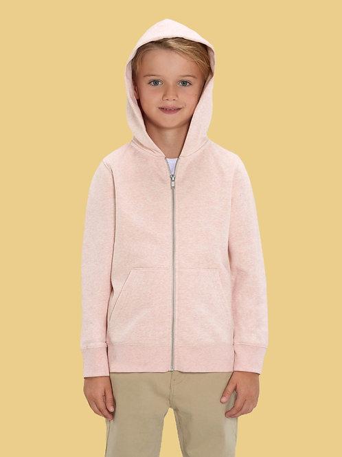Sweatshirt Garçon - Capuche et zip