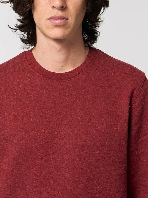 Sweat-shirt Bio Homme Uni-  CHANGER - les chinés spéciaux