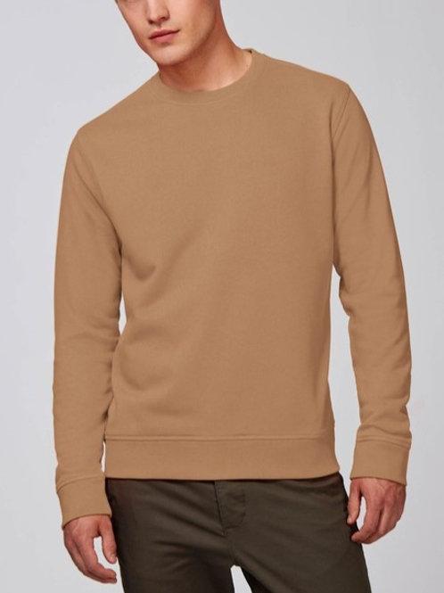 Sweat-shirt Bio Homme Uni- RISE - coloris classique