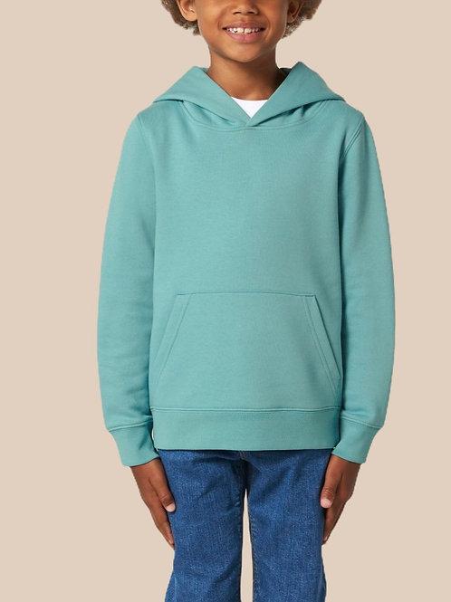 Sweatshirt Garçon - Capuche - Couleurs Pastels