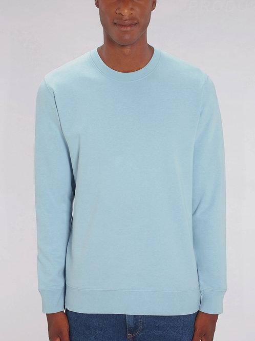 Sweat-shirt Bio Homme Uni-  CHANGER - les couleurs pastels