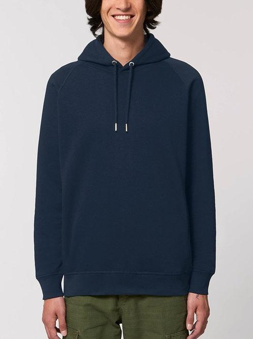Sweatshirt BIO Homme avec capuche - SIDER - Coloris Classique