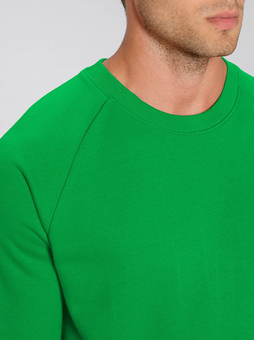 Sweat-shirt Bio Homme Uni-  STROLLER - les couleurs