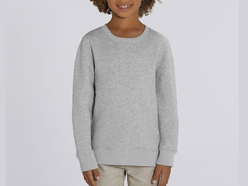 Sweatshirt Garçon- Col rond - Classiques