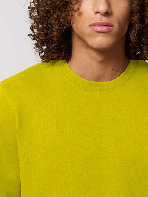Sweat-shirt Bio Homme Uni-  CHANGER - les couleurs chaudes