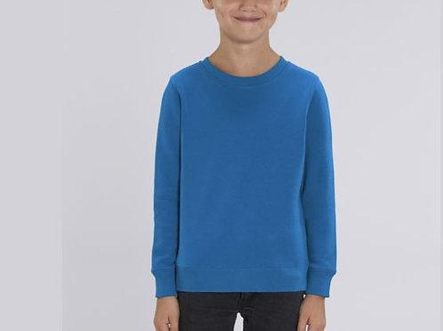 Sweatshirt Garçon- Col rond - Couleurs