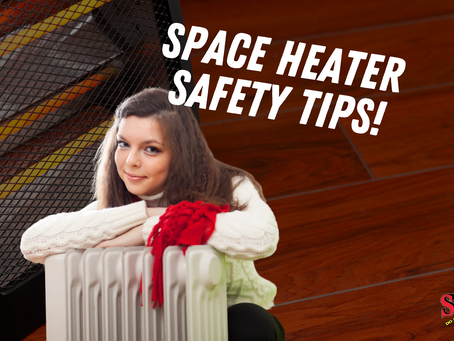 DIY Tip: Space Heater Safety