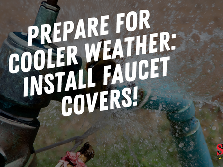 DIY Tip: Prepare for Cooler Weather With Faucet Covers