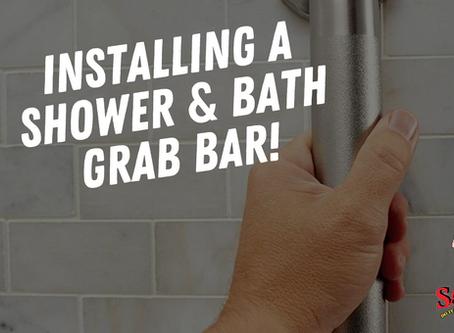 DIY Tip: Bath & Shower Safety