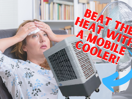 DIY Tip: Cool Off with a Mobile Cooler