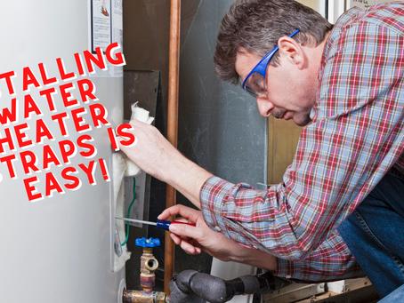 DIY Tip: Installing Water Heater Accessories
