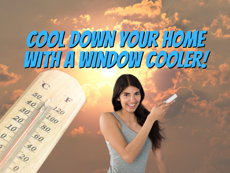 DIY Tip: Cool Off Your Home