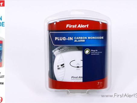 DIY Tip: Installing a Carbon Monoxide Alarm