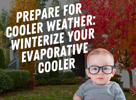 DIY Tip: Winterize Your Evaporative Cooler