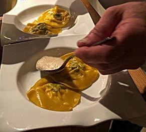 raviolis-langoustine-truffe-perigord-la-