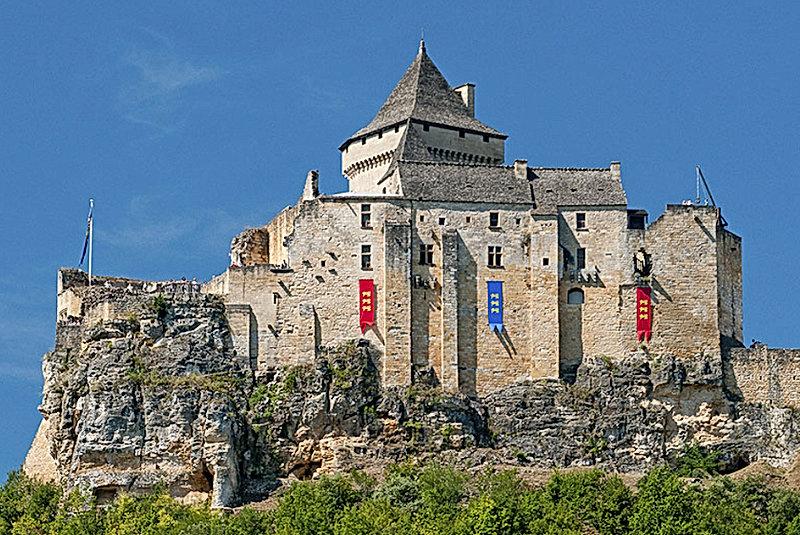 chateau valle dordogne perigord noir
