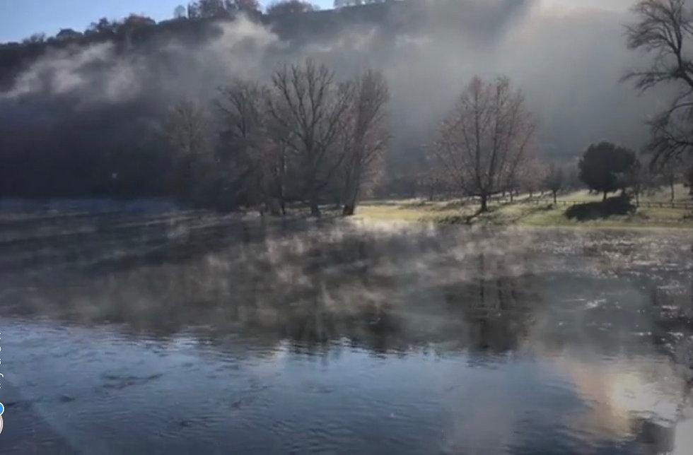 riviere dordogne automne