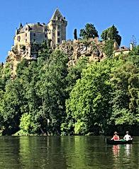 maison d'hote riviere dordogne canoe