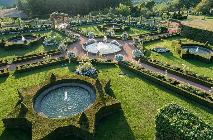 jardin eyrignac b and b
