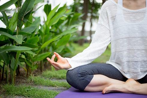yoga detente relaxation