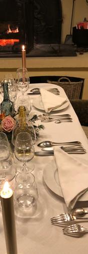 chambre-hote-table-repas-truffe-perigord
