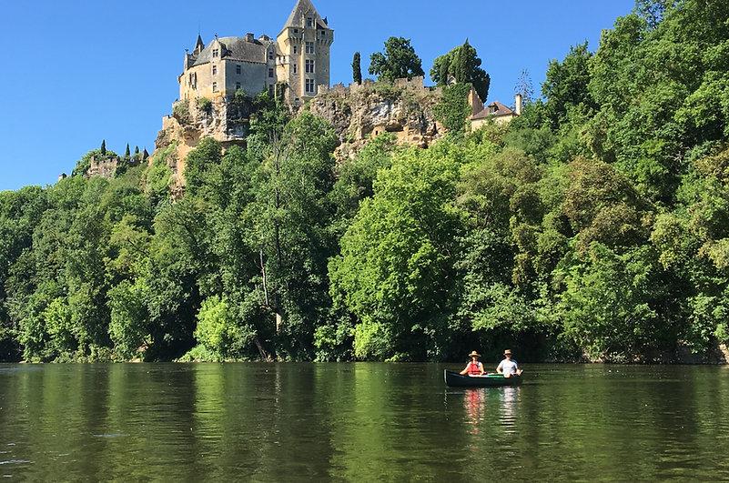 maison d'hote canoe riviere dordogne