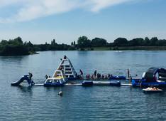 Chichester Water Park fun