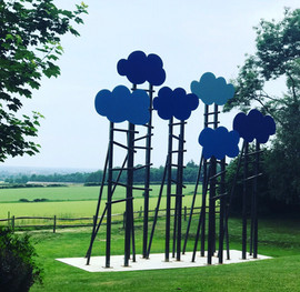 CAS Sculpture park