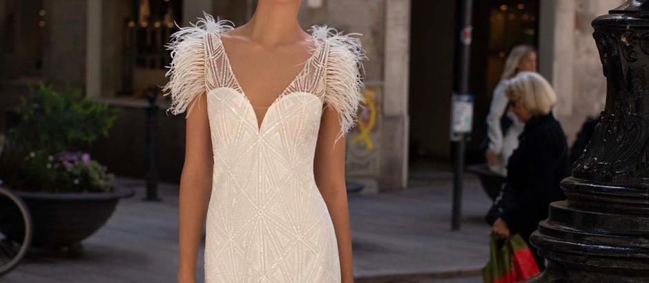 Descubre las nuevas tendencias en vestidos de novia