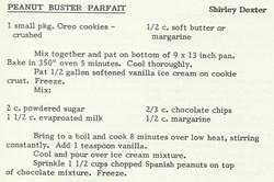 Peanut Buster Parfait