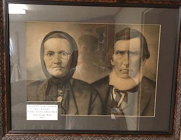 Mr. and Mrs. Casper Teckenbrock