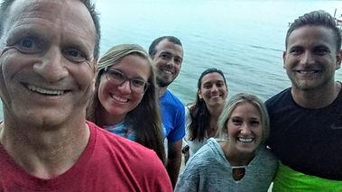 Pastor Kent Hollis and Family