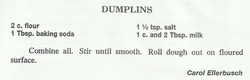 Dumplins