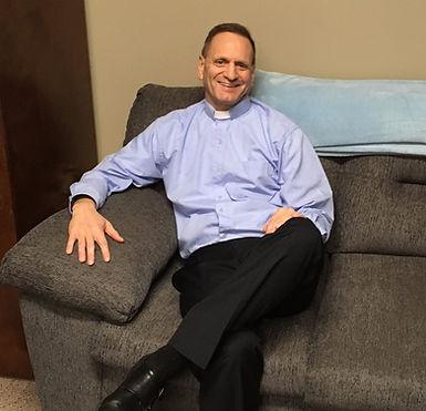 Pastor Kent Hollis