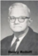 Pastor Henry Rolloff
