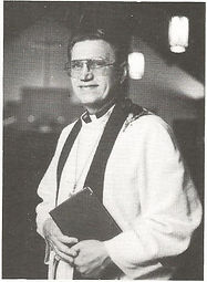 Pastor Ervin Hesterberg