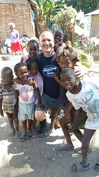 Pator Kent Hollis on Mission Trip to Africa