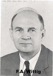 Pastor Fredeick (Fritz) Alvin (F.A.) Wittig