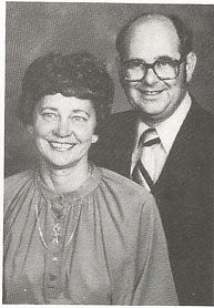 Pastor and Mrs. Raymond W. Heilener