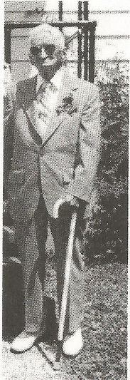 Pastor Hartwig Harms