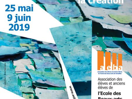 Exposition AEBA 2019 au domaine de Mme Elisabeth à Versailles