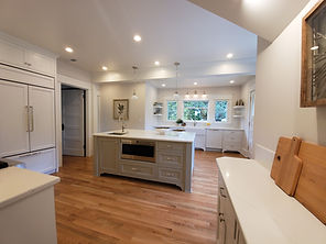 1910 Craftsman Remodeled Kitchen painted by Posten Painting, Inc.