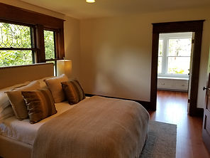 1910 Craftsman Bedroom Remodel painted by Posten Painting, Inc.