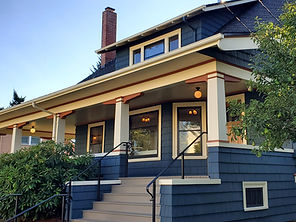 1910 Craftsman Exterior - After Photo painted by Posten Painting, Inc.