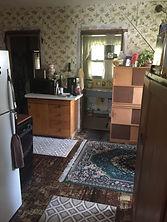 1910 Craftsman Kitchen Before Photo
