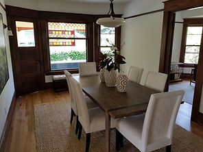 1910 Craftsman Dining Room Remodel painted by Posten Painting, Inc.