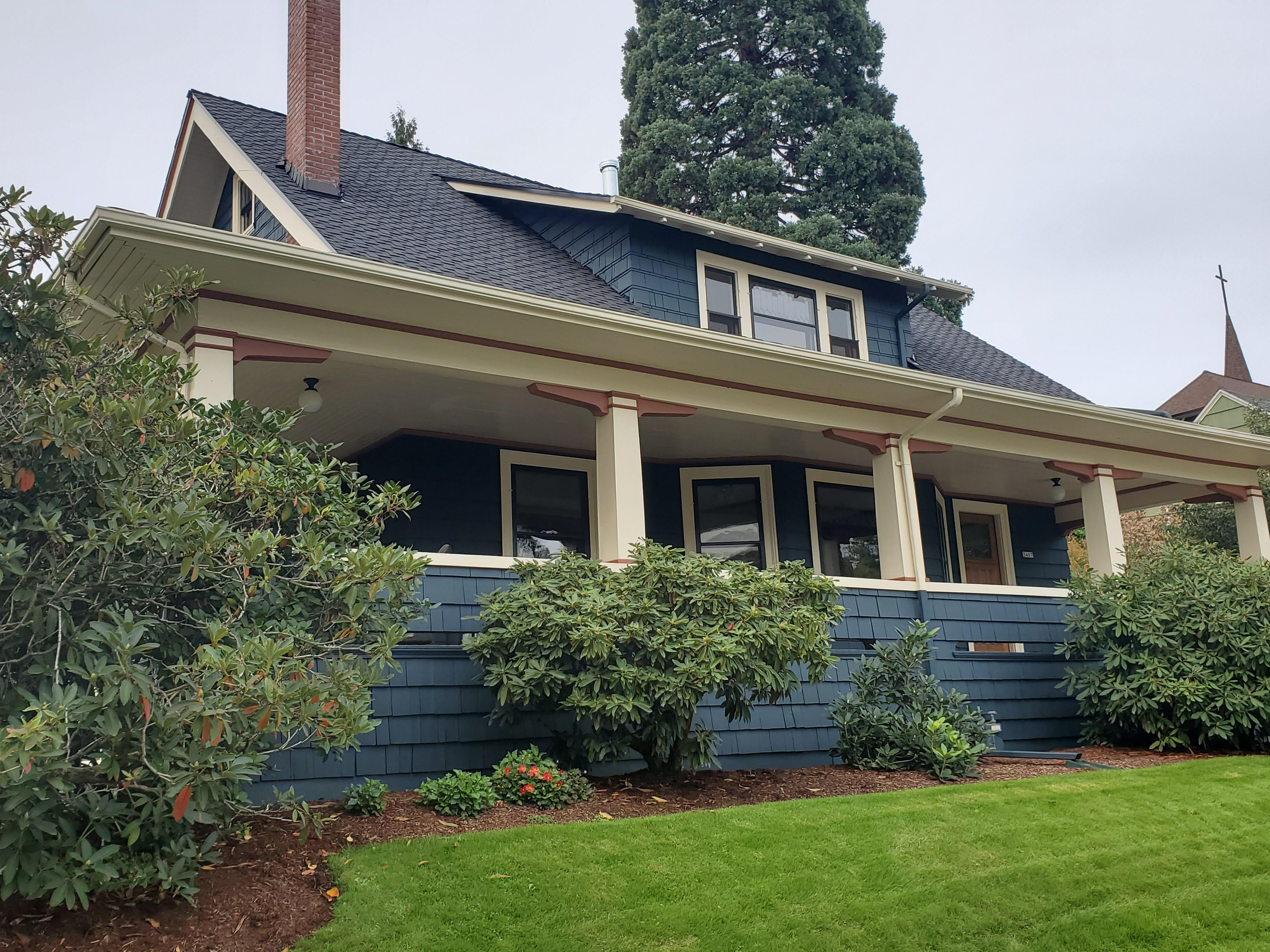 Craftsman in Alameda, Portland